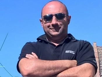 Mikloska 42 éves társkereső profilképe
