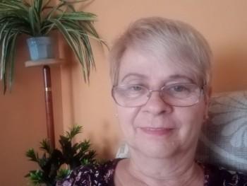Katalinrozália 67 éves társkereső profilképe