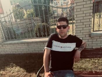 Horváth Zolzán 23 éves társkereső profilképe