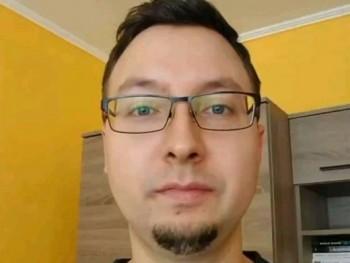 Kovács Zoli 34 éves társkereső profilképe