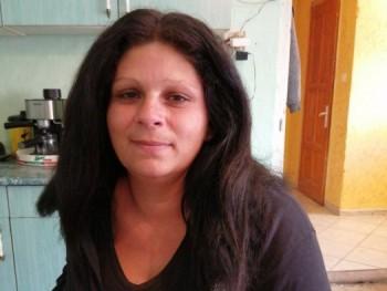 Dunika 40 éves társkereső profilképe