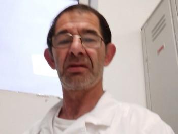 Béla67 53 éves társkereső profilképe