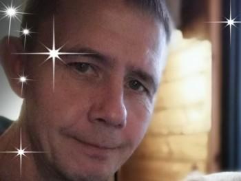 Röncike 45 éves társkereső profilképe