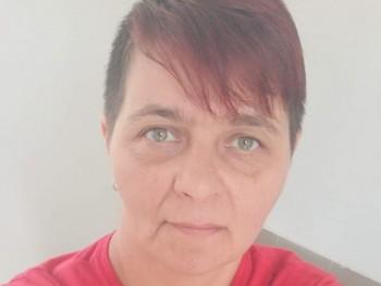 Virág71 49 éves társkereső profilképe