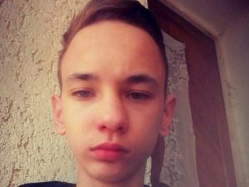 Mute 16 éves társkereső profilképe