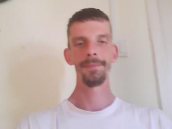 Peidl Zoltán 34 éves társkereső profilképe