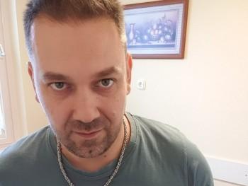 Szabi40 41 éves társkereső profilképe