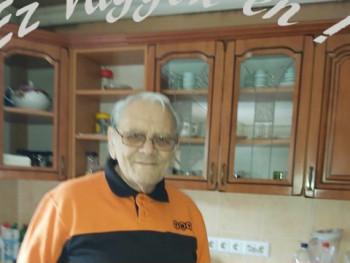 Gaborjó 71 éves társkereső profilképe