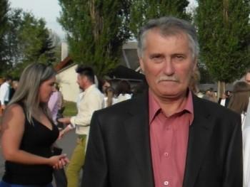 Zoltán10 62 éves társkereső profilképe