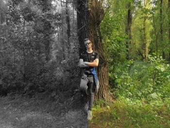 K Kristóf 16 éves társkereső profilképe
