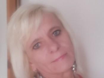 Nagybeata 44 éves társkereső profilképe