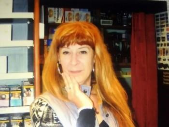 Nowely 53 éves társkereső profilképe