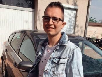 Zsoltas5991 26 éves társkereső profilképe
