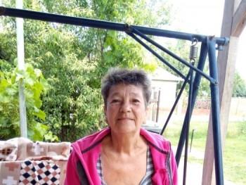 Zsuzsanna Kovács 64 éves társkereső profilképe