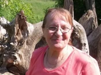 marija 67 éves társkereső profilképe
