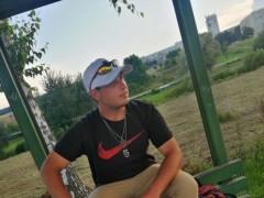 Villányi Máté - 20 éves társkereső fotója