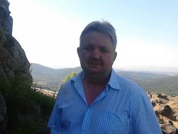 Csaba 66 54 éves társkereső profilképe