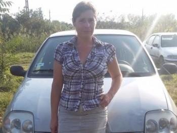 Gertrud 43 éves társkereső profilképe