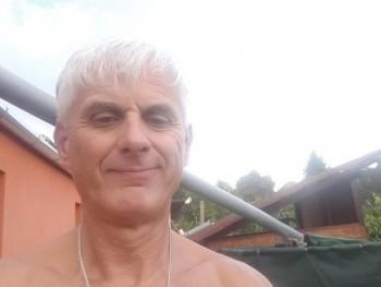 Bali Ferenc 58 éves társkereső profilképe