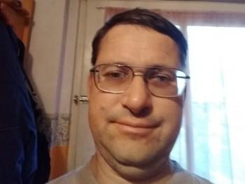Péter Tibor Lász 48 éves társkereső profilképe