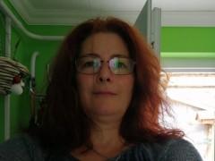Erika71 - 49 éves társkereső fotója