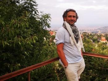 Adam Cadmon 41 éves társkereső profilképe