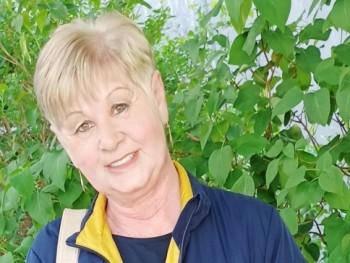 marija1958 63 éves társkereső profilképe