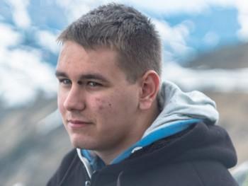 Drake18 19 éves társkereső profilképe