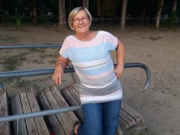 ZsuzsannaMária58 62 éves társkereső profilképe