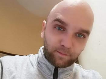 Jánoskrisztián 32 éves társkereső profilképe