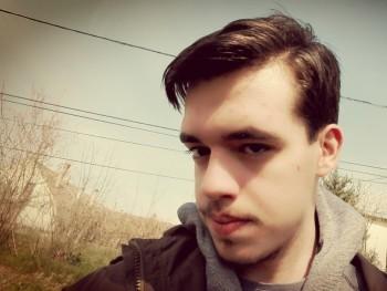 Saharov96 20 éves társkereső profilképe