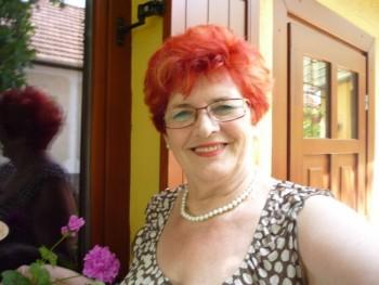 Elizabeth50 70 éves társkereső profilképe