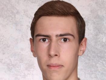 kiss kristóf 16 éves társkereső profilképe