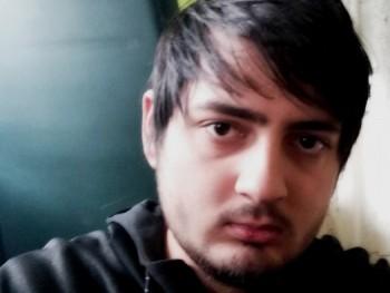 DanielX666 22 éves társkereső profilképe