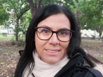GeoSzilvi 38 éves társkereső profilképe