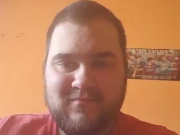 Csaba 2001 19 éves társkereső profilképe