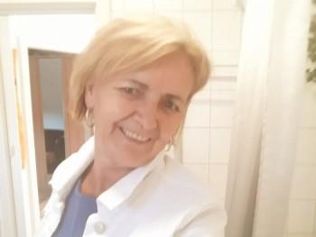 Gyike 62 éves társkereső profilképe