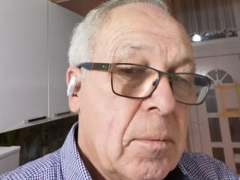 Lajos69 71 éves társkereső profilképe