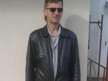 Gerencsér József 50 éves társkereső profilképe