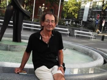 Georgius 68 éves társkereső profilképe