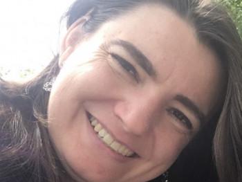 Juanita 40 éves társkereső profilképe