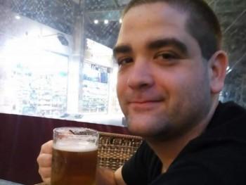 Csabusz 32 éves társkereső profilképe