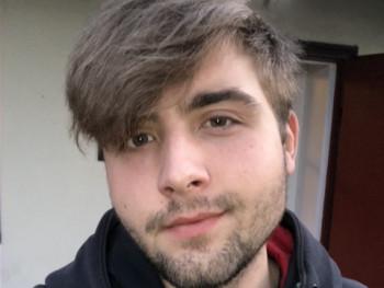 Kristof234 20 éves társkereső profilképe