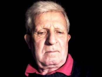 istván metzger 75 éves társkereső profilképe
