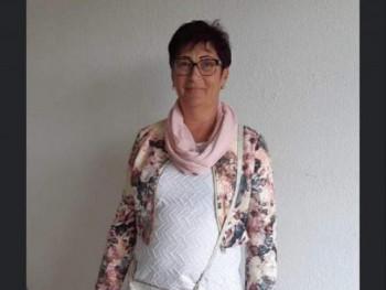 ROLLZSUZSANNA 58 éves társkereső profilképe