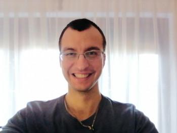 D1993 27 éves társkereső profilképe
