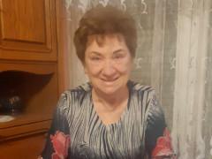 Ilona49 - 72 éves társkereső fotója