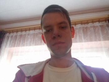 bdavid1994 27 éves társkereső profilképe