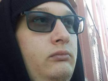 Nagy D 24 éves társkereső profilképe
