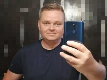 Steve Steve 36 éves társkereső profilképe